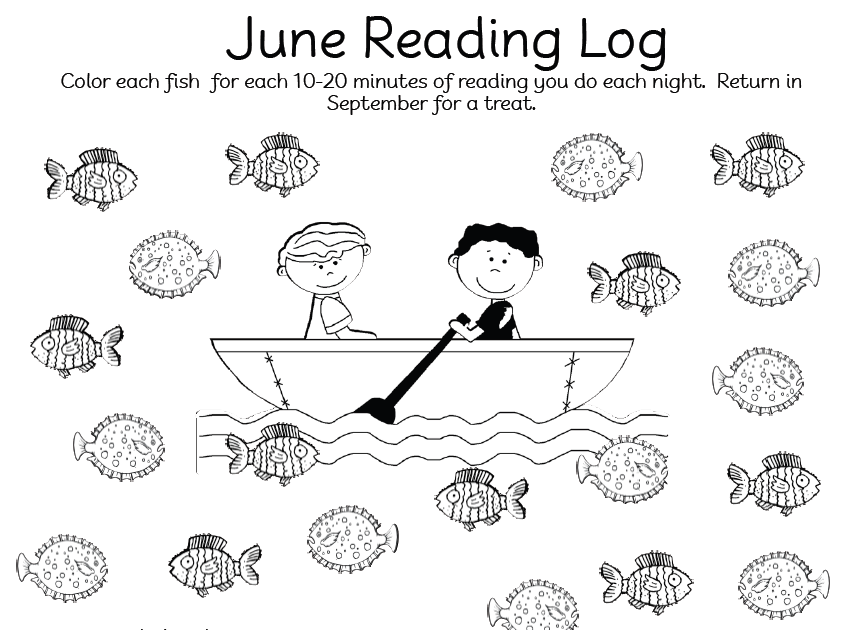 Welcome to Kinderglynn: Summer Reading Logs