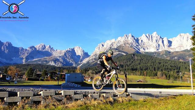biketouren going wilder kaiser mtb