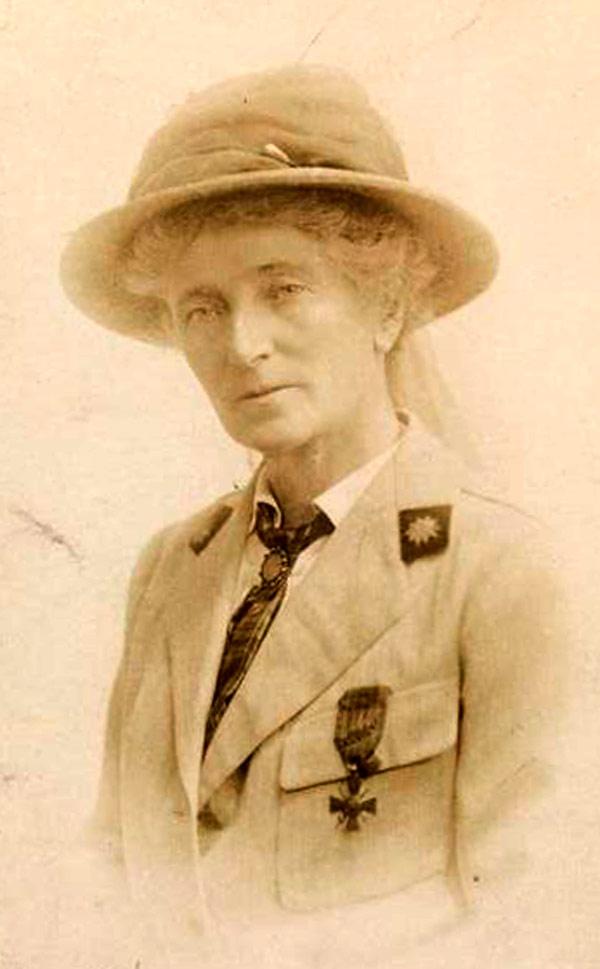Katherine Harley (Kent, May 3, 1855 – Bitola 7th March 1917)