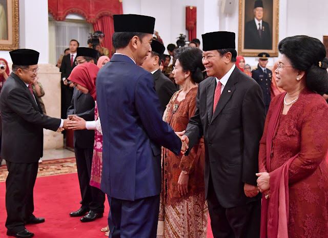 BPN: Agum Gumelar Sebaiknya Jadi Timses Jokowi, Mundur dari Wantimpres