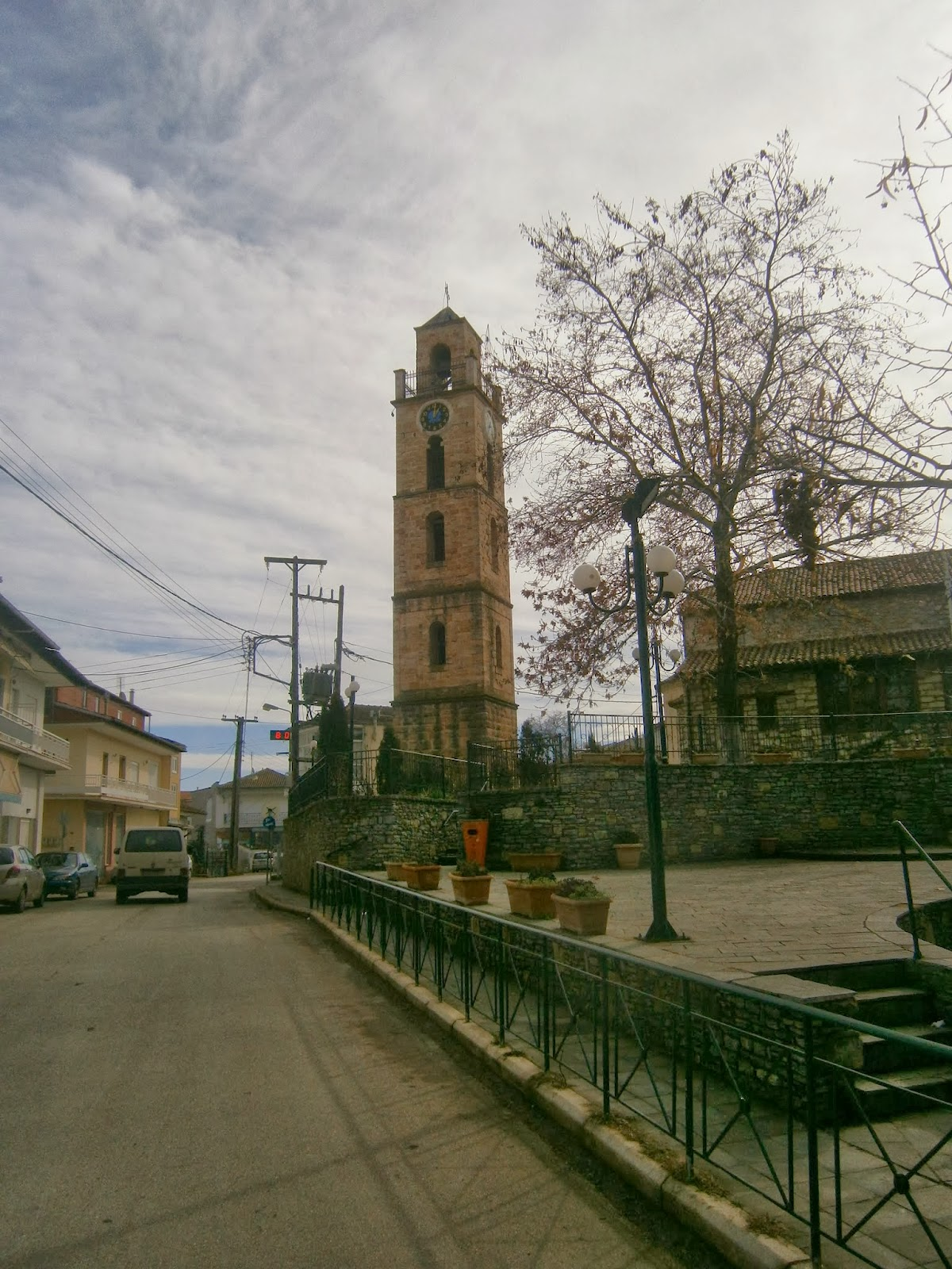 ναός του αγίου Ιωάννη Προδρόμου στην Λευκοπηγή Κοζάνης