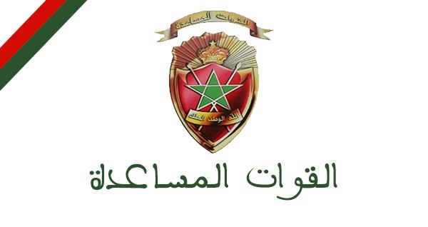 مفتشية القوات المساعدة - شطر الجنوب: مباراة ولوج سلك تكوين ضباط القوات المساعدة - فوج 2017-2021. الترشيح قبل 28 أبريل 2017