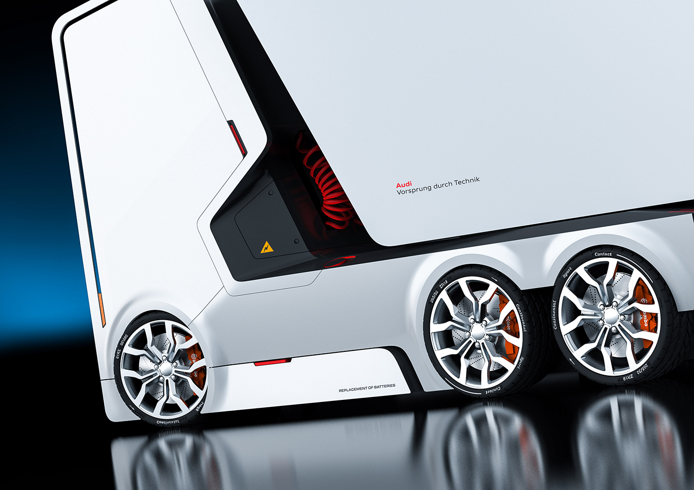 What Would An Electric Truck From Audi Look Like Carscoops - Audi truck