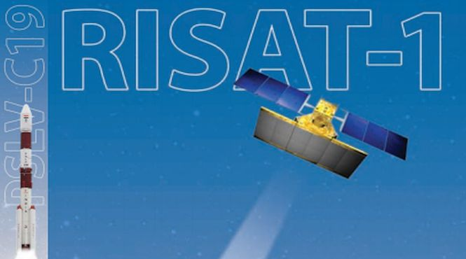 Top 5 Satellites of India In Hindi, Image result for RISAT – 1