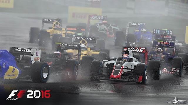 F1 2016 PC imagenes