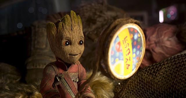 Vin Diesel James Gunn | Marvel Studios | Guardians of the Galaxy Vol. 2
