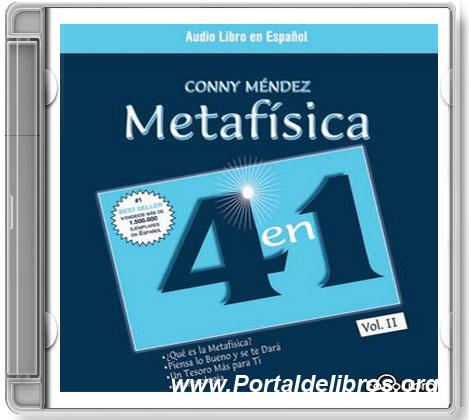 Metafísica 4 en 1 VOL. II – Conny Méndez [ AudioLibro ]