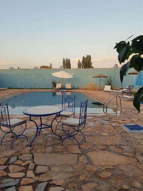 riad villa midelt marocco