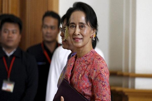Aung San Suu Kyi, Putri yang Menghianati Ayahnya Sendiri