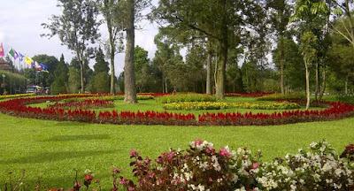 Taman Rekreasi Selabintana Sukabumi Jawa Barat