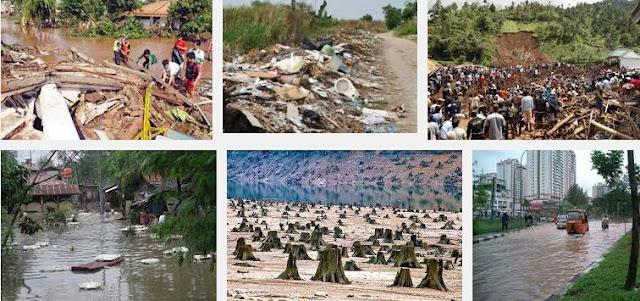 Kerusakan Lingkungan Hidup