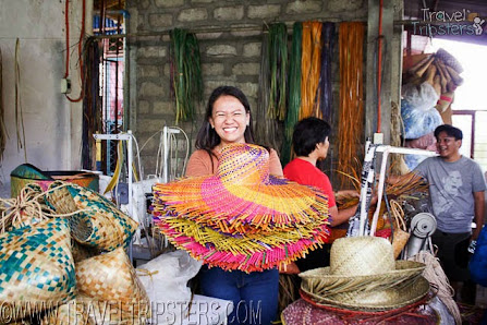 Kalakal–Pandan Sambalilo Weaving and Handicraft Center