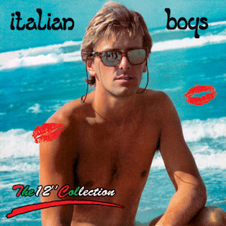 "ITALIAN BOYS - The 12"" Collection [DR060901]"