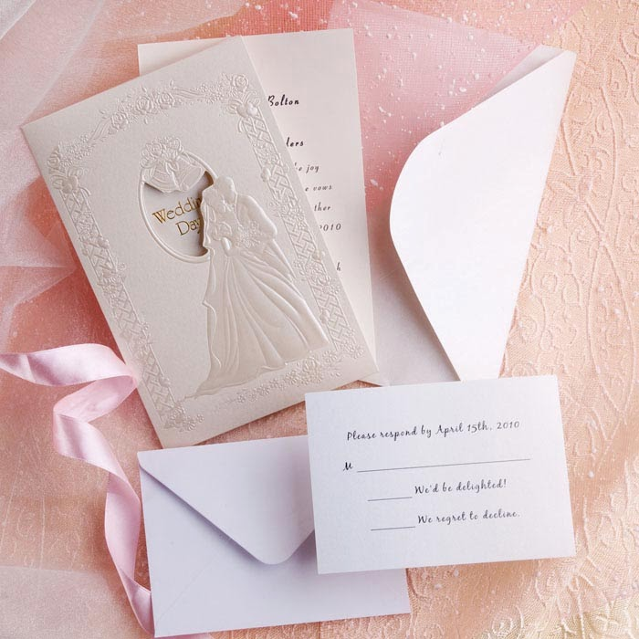 Silver Wedding Invitations: Affordable Wedding Invitations