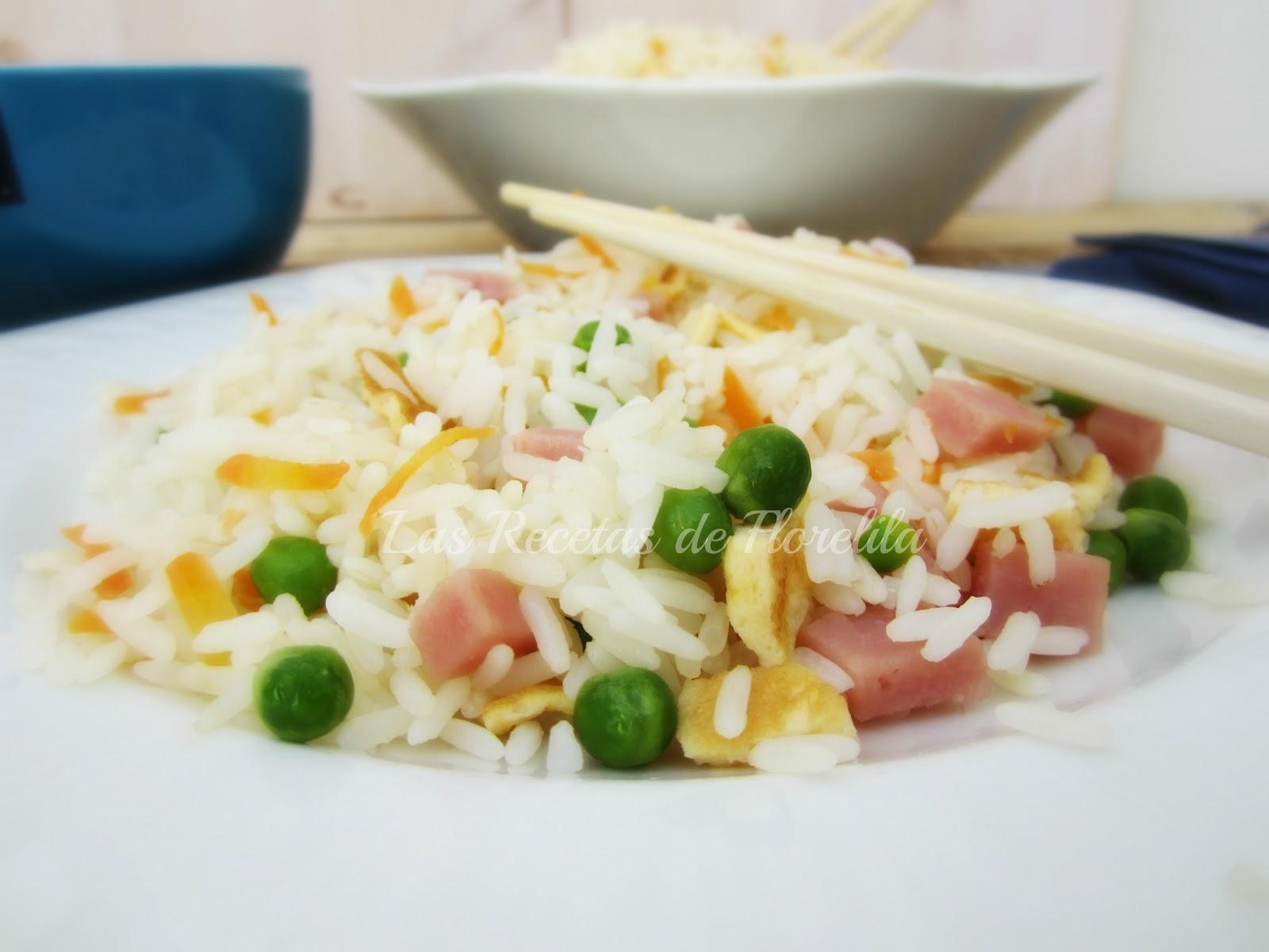 Florelila recetas y aficiones arroz 3 delicias casero for Cocinar arroz 3 delicias