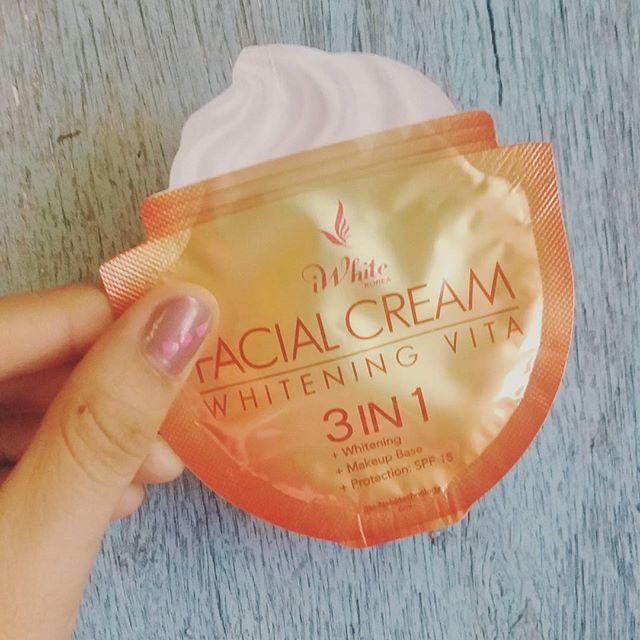 Facial Cream Review 3