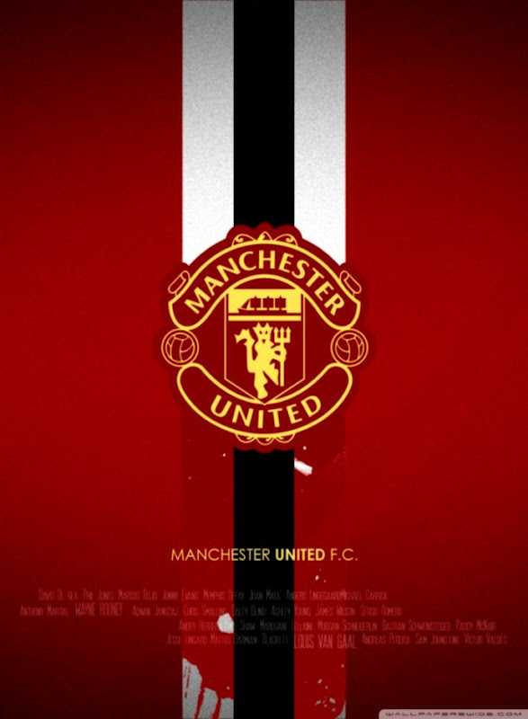 Free Download Manchester United Hd Wallpaper Wallpapers