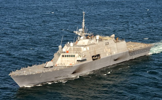 The Dragon S Tales Uss Freedom Lcs 1 Is Crippled Again
