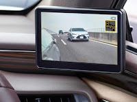 Lexus: Use a Rearview? Now it's time to Use the Camera