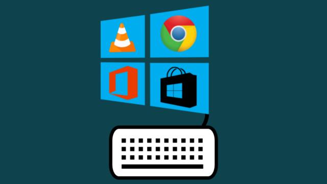 Cara menjalankan Aplikasi Windows menggunakan Shorcuts keyboard