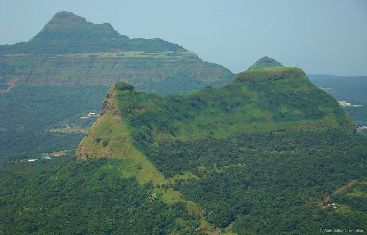 On a few wonders of Sahyadri