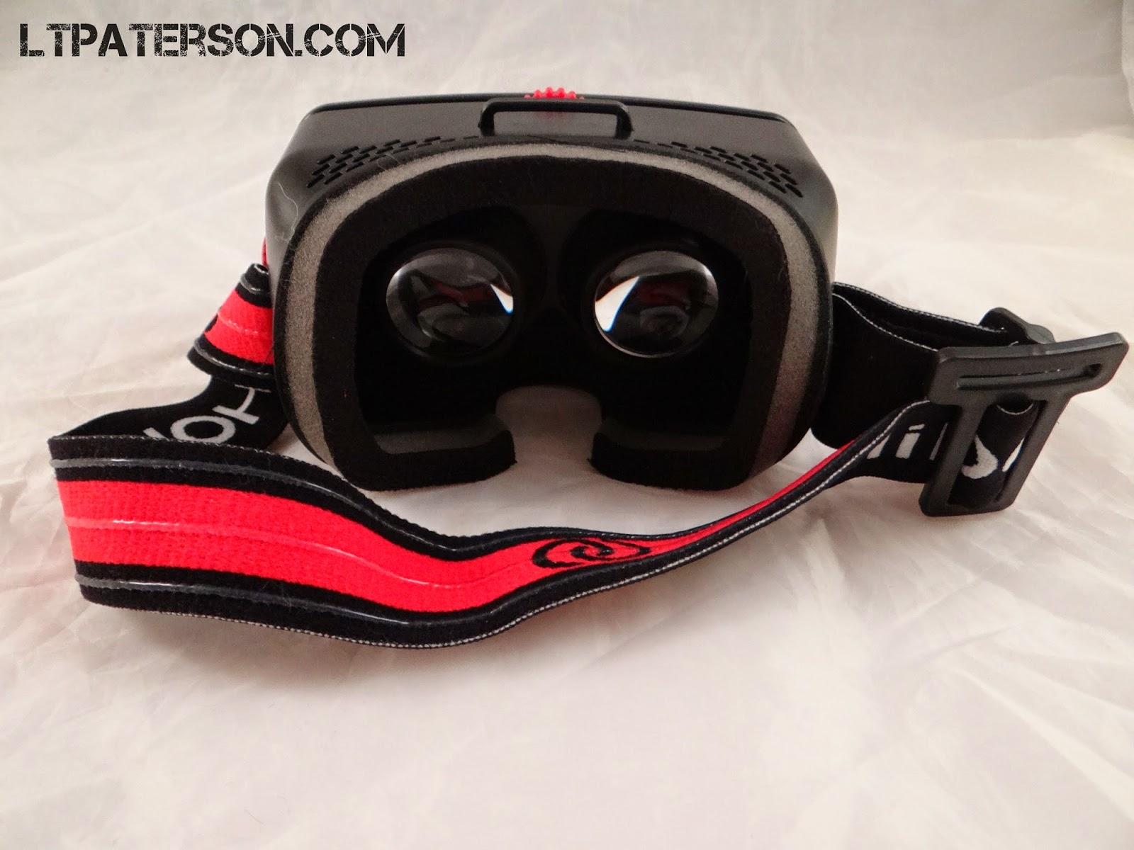 test du casque virtuel homido blog jeux video pc high tech cinema. Black Bedroom Furniture Sets. Home Design Ideas