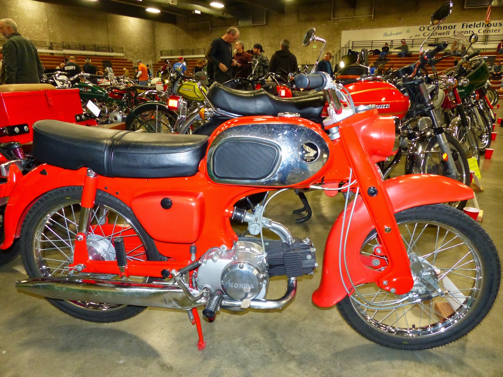 1960s Honda Motorcycles For Sale