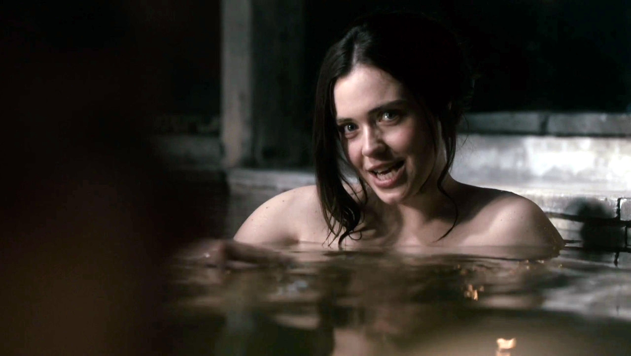 Jennie jacques ass and nipples in desperate romantics series 3