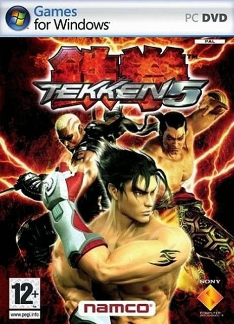 Descargar Tekken 5 Full Para PC 1 Link