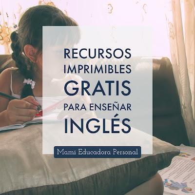 Aprender Inglés, LIBROS DE ingles para imprimir