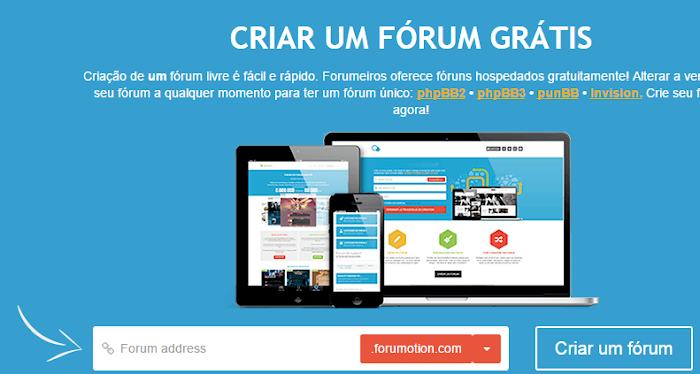 Embed forumotion blogger