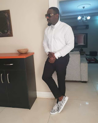'I have kissed over 200 actresses on movie sets' – Actor, Jim Iyke