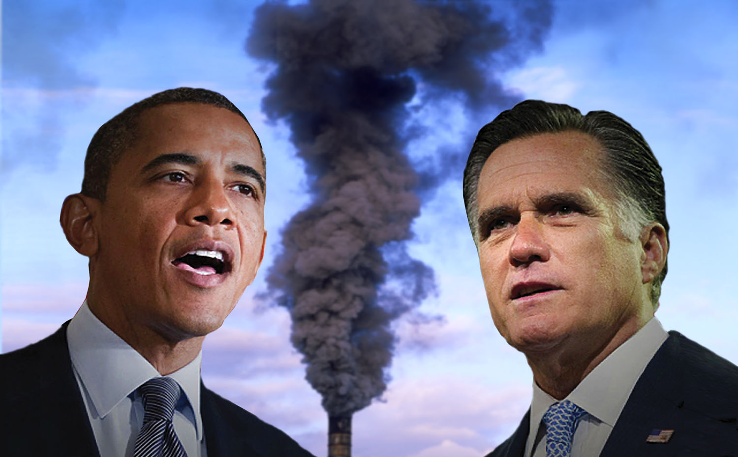 Barack Obama and Mitt Romney deceived America in their faked energy stimulus opposition