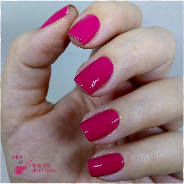Atrevida Lorrac Esmalte Nailpolish Pink Rosa Cremoso