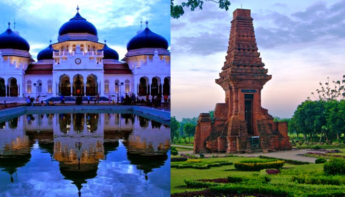 Perbandingan Konsep Kekuasaan Kerajaan-kerajaan Hindu-Buddha dan Kerajaan-kerajaan Islam