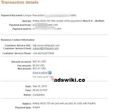 hilltopads payment proof