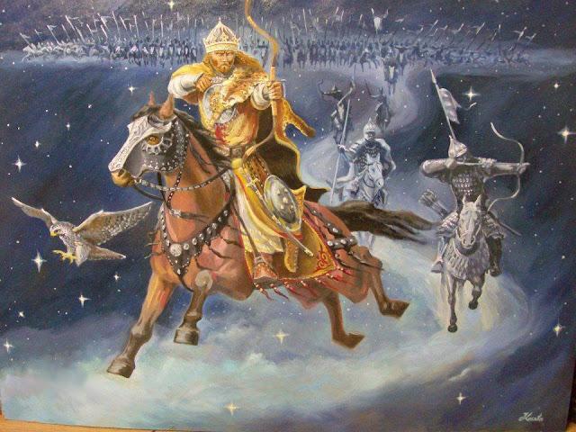 Eltitkolt ősi próféciák a végítéletről: a Hun-Magyarság Népéről