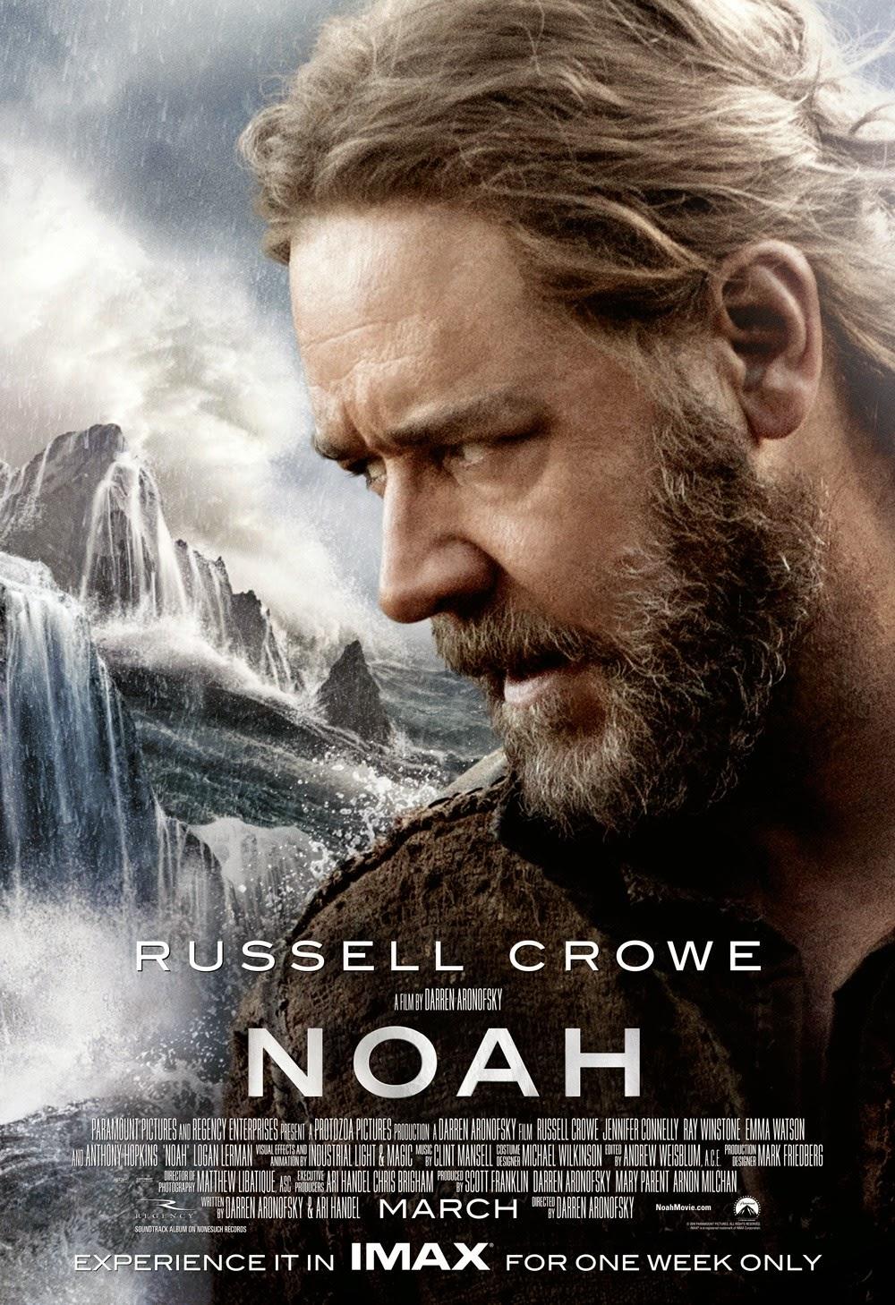 Film Hd Terbaru Noah 2014
