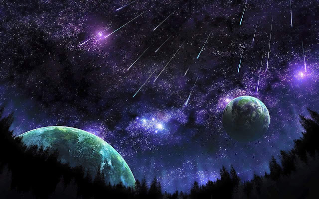 Meteoroids and earth