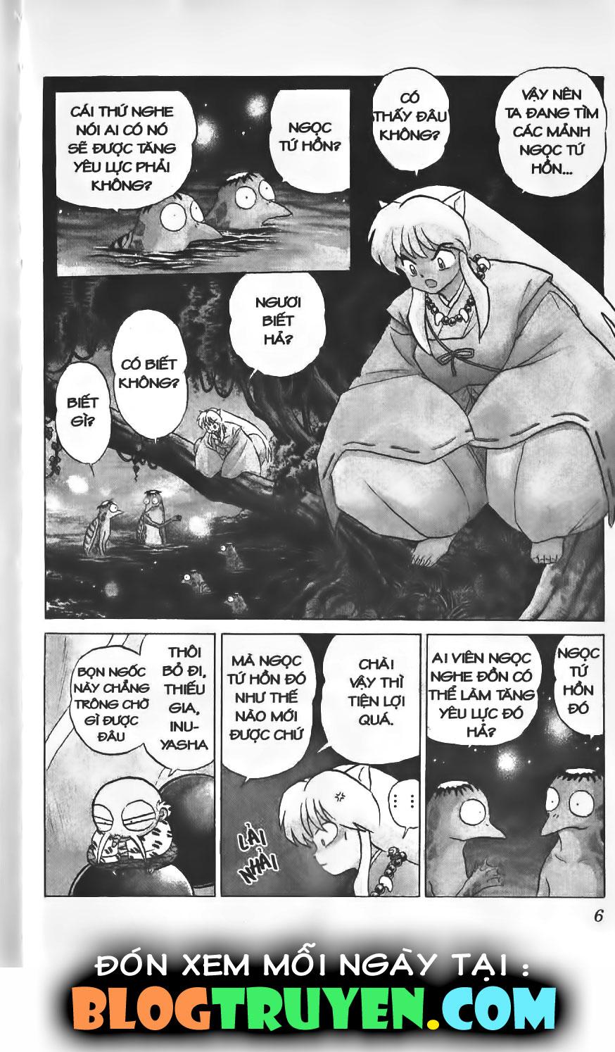 Inuyasha vol 03.1 trang 5
