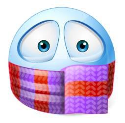 Emoji Faces Freezing Cold Pics