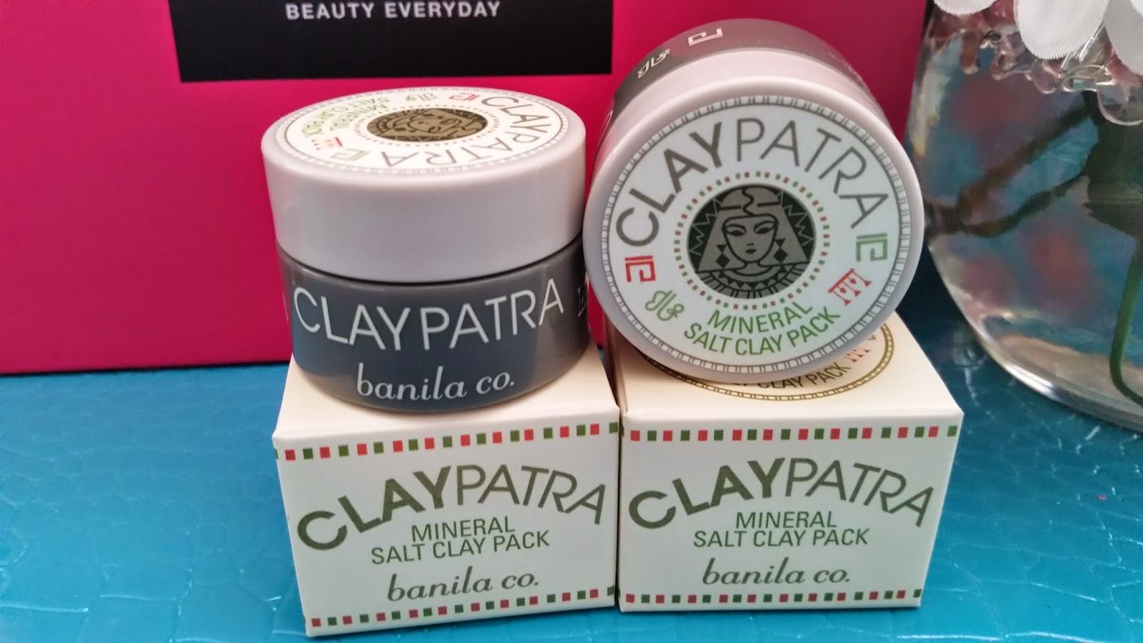 Banila Co. Claypatra Mineral Salt Clay Pack