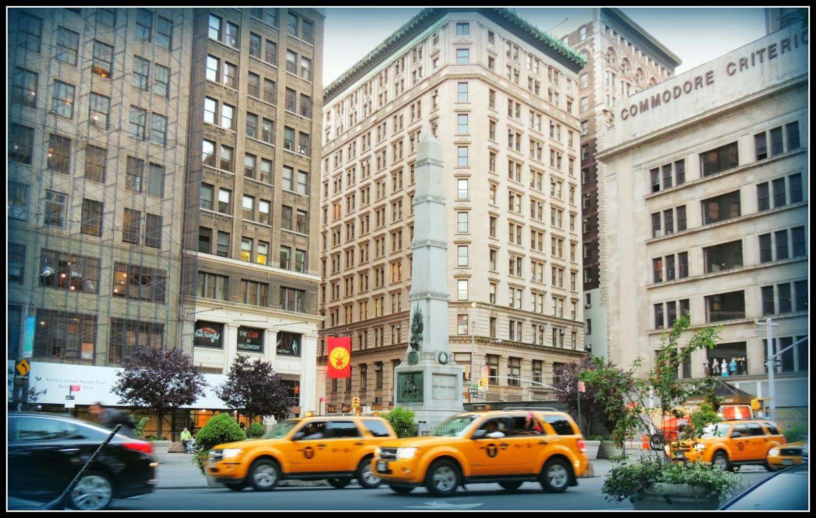 Nueva York en 3 Días: Worth Square