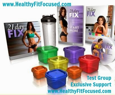 The 21 Day Fix, www.HealthyFitFocused.com