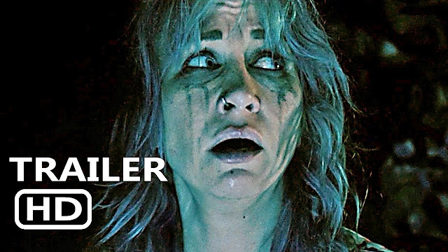 Rootwood official Trailer 2018 Elissa Dowling, Tyler Gallant,Felissa Rose Horror movie HD