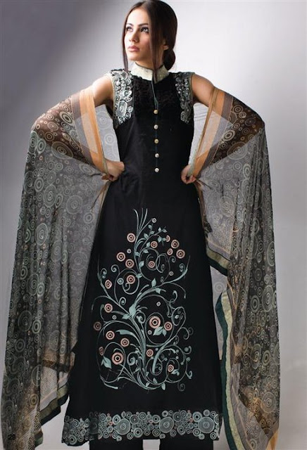 Fashion Show Bd New Eid Collection Dresses 2011 Latest