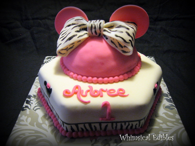 Whimsical Edibles Minnie Mouse And Other Disney Inspired