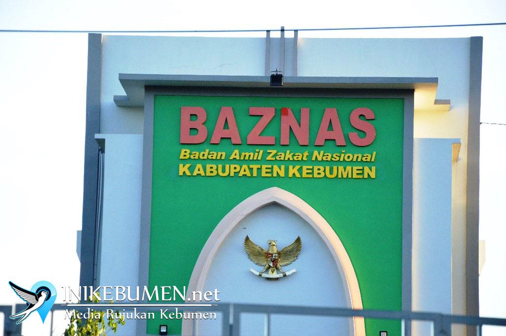 Selama 2017, Baznas Kebumen Berhasil Himpun Dana ZIS Rp 5,6 Miliar