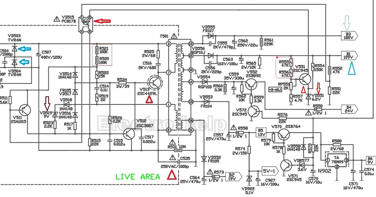 Cool Smps Pin Diagram Gallery - Everything You Need to Know About ...