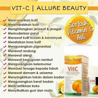 VITAMIN C ALLURE BEAUTY